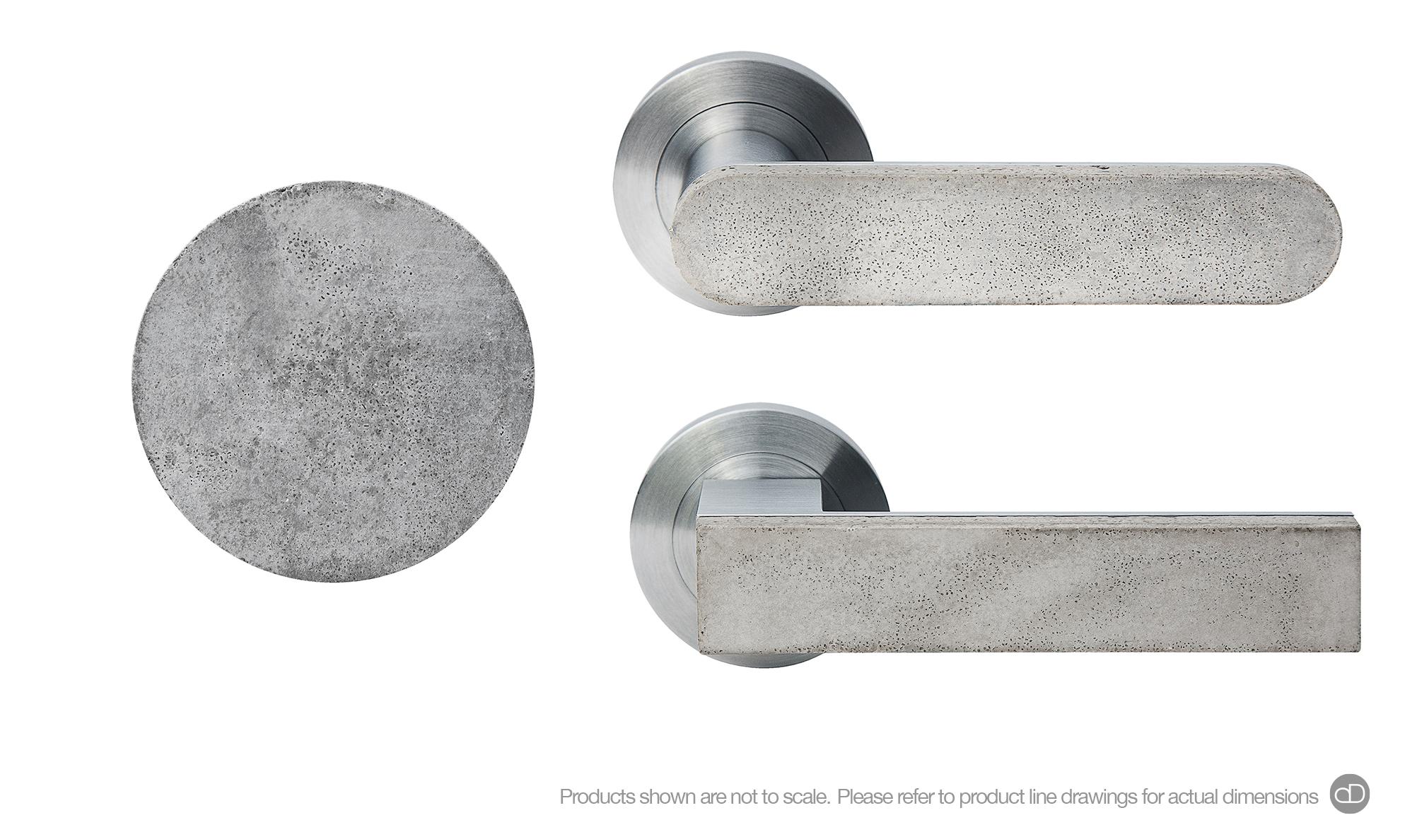 Concrete Luna Grey (LGR)